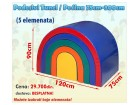 Podesivi tunel / pećina 75-300cm