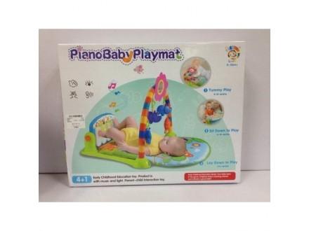 Podloga za bebe Piano beby Playmat