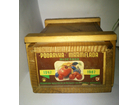 Podravka marmelada retro drvena kutija
