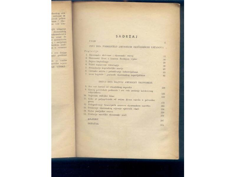 Podrijetlo i razvoj americke ekonomije E.A.Johnson