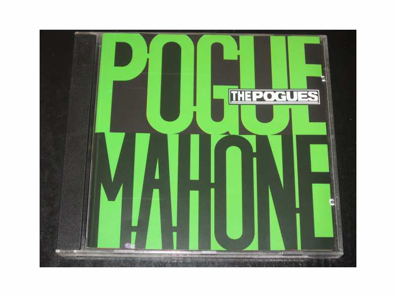 Pogues, The - Pogue Mahone