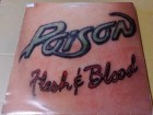 Poison - Flesh & Blood, mint