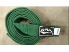 Pojas za karate zeleni 260 cm