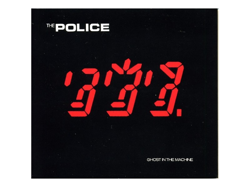 Police, The - Ghost In The Machine