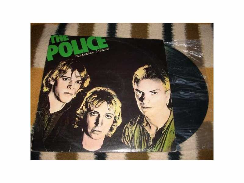 Police, The - Outlandos d`Amour LP RTB