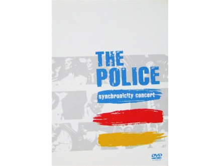 Police, The - Synchronicity Concert