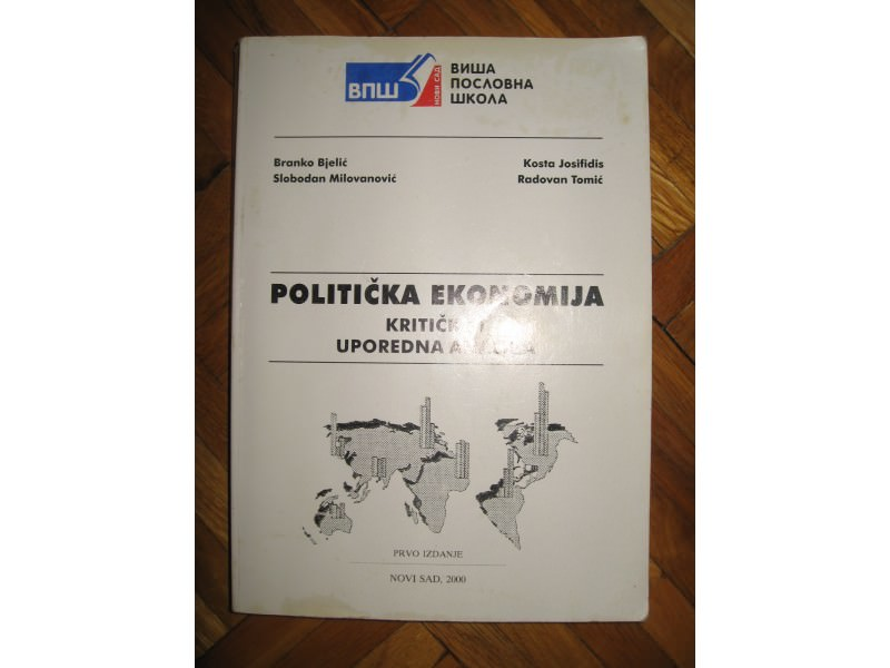 Politicka ekonomija kriticka i uporedna analiza