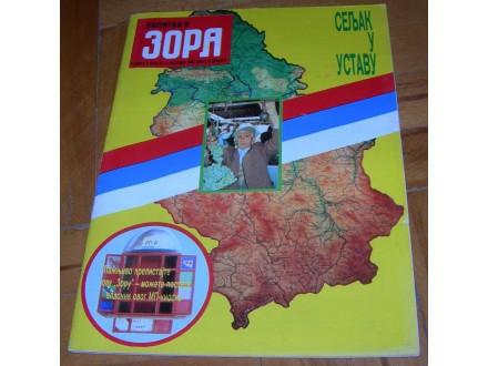 Politika Zora 1990. - Gordana Stojićević