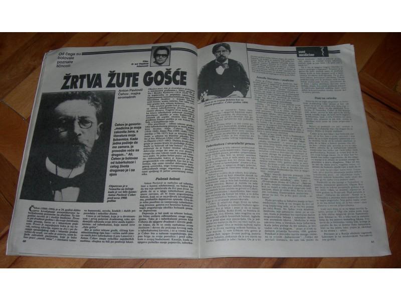 Politikin Svet br. 43, 1983. - Tanja Bošković