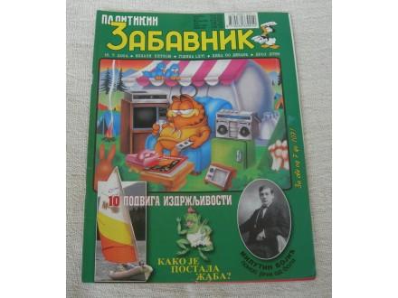Politikin Zabavnik br. 2736, 2004.