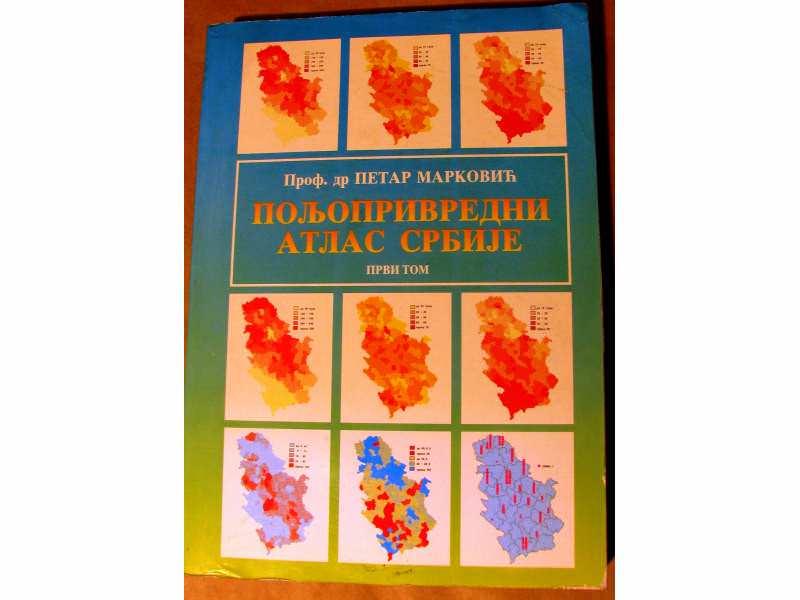 Poljoprivredni Atlas Srbije