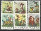 Poljska,Priče za decu 1962.,čisto