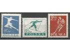 Poljska,Zimski sportovi 1953.,čisto
