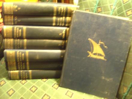 Pomorska enciklopedija u 8 knjiga