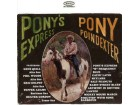 Pony`s Express, Pony Poindexter, CD