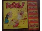 Popaj- album plus 30 kesica