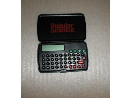 Popular Science organizator+poklon