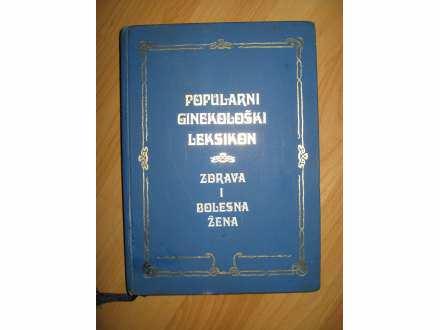 Popularni ginekoloski leksikon