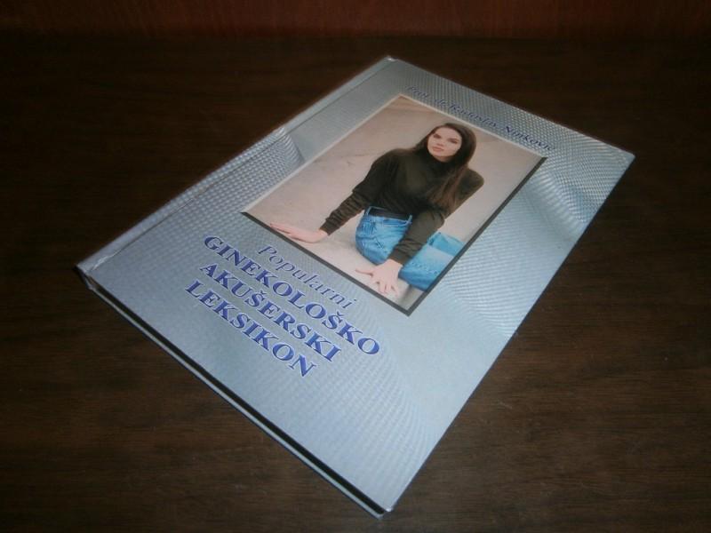 Popularni ginekolosko akuserski leksikon
