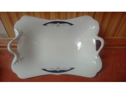 Porcelanski tanjir za kolace