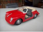 Porsche burago 356B model iz 1961-godine 1/24 metal