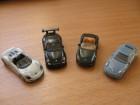 Porsche kinder 4 kom.