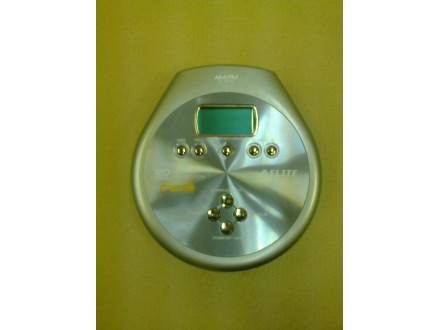 Portable CD player `Elite` CDP-721SX
