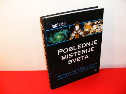 Poslednje misterije sveta Mladinska knjiga