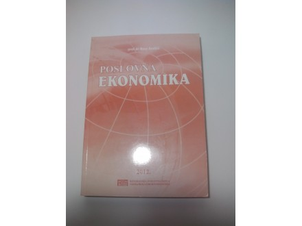 Poslovna ekonomika - Rosa Andžić