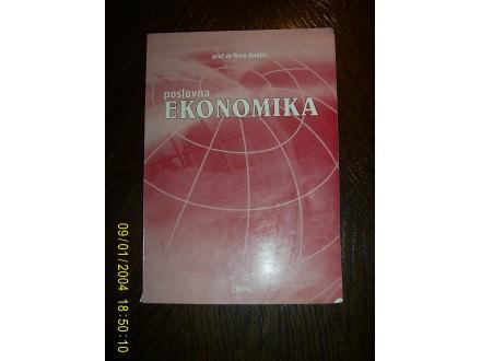 Poslovna ekonomika