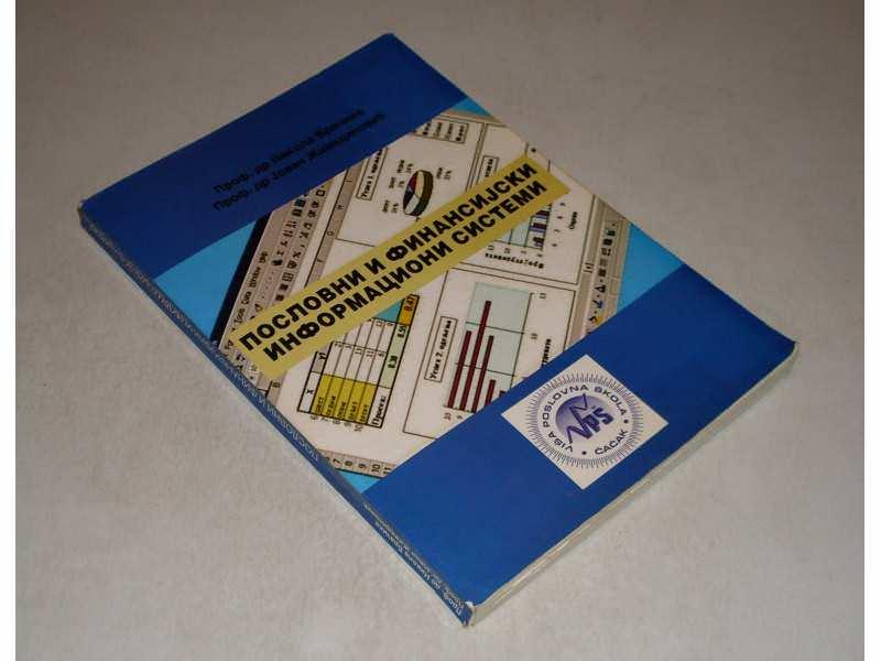 Poslovni i finansijski informacioni sistemi
