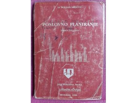 Poslovno planiranje - zbirka zadataka