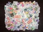Poštanske marke lot (500+ kom)