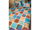 Posteljina za francuski krevet 200x200 Super Ranforce