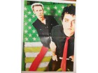 Poster Green Day /  Ashlee Simpson sa druge strane