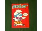 Poster Magazin br 132, Štrumpfovi