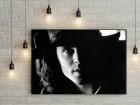 Poster print na medijapanu Jim Morrison