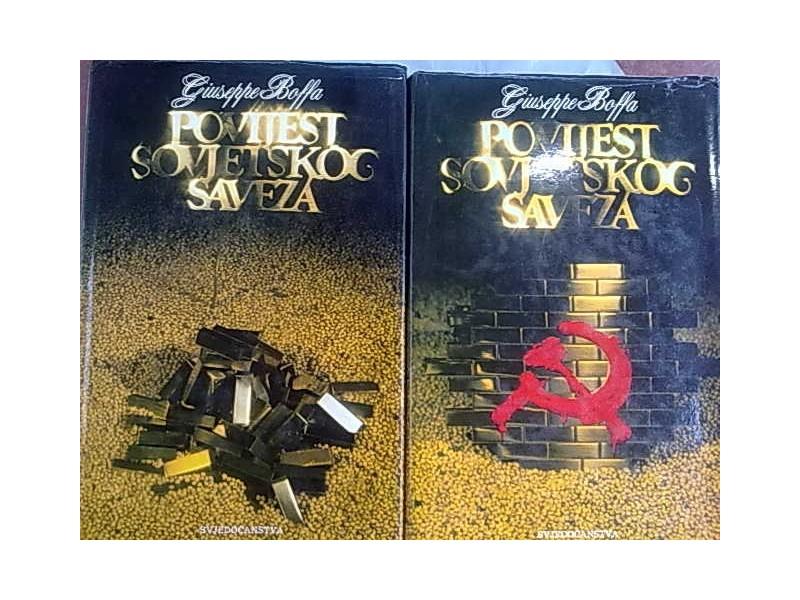 Povijest Sovjetskog Saveza I/II-Giuseppe Boffa