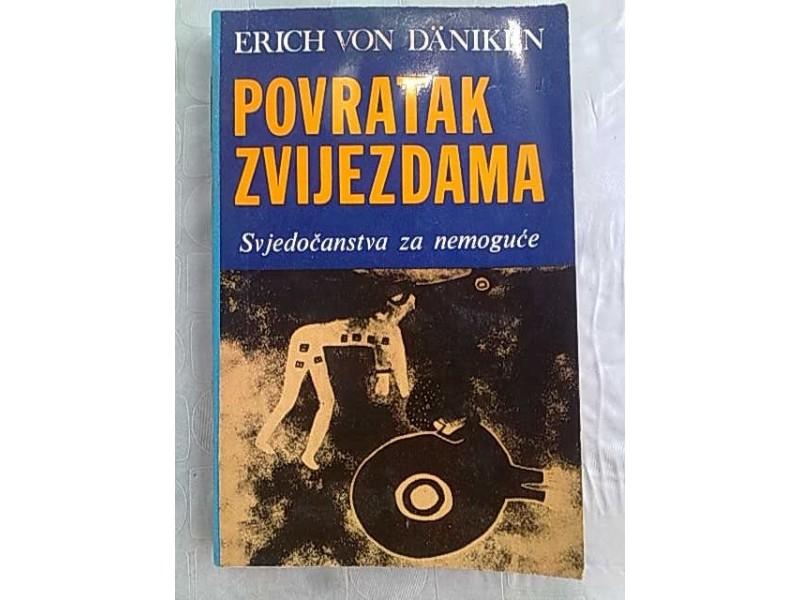 Povratak zvijezdama-Erich von Daniken