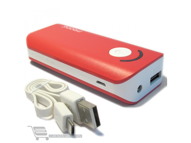 Power Bank REMAX PRODA JANE POWER BOX V3 PPL-8 6000mAh
