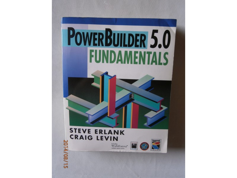 Power Builder 5.0 Fundamentals sa disketom Steve Erlank