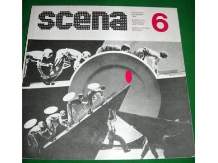 Pozorišni časopis SCENA br. 6
