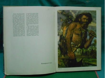 Praistorijski čovek ilustrovana enciklopedija