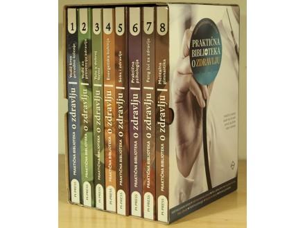 Praktična biblioteka o zdravlju (1-8)