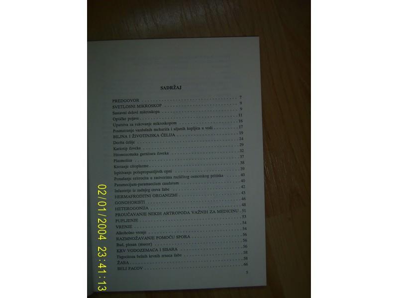 Praktikum iz biologije za studente medicine
