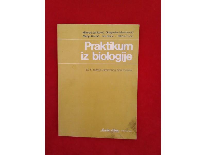 Praktikum iz biologije