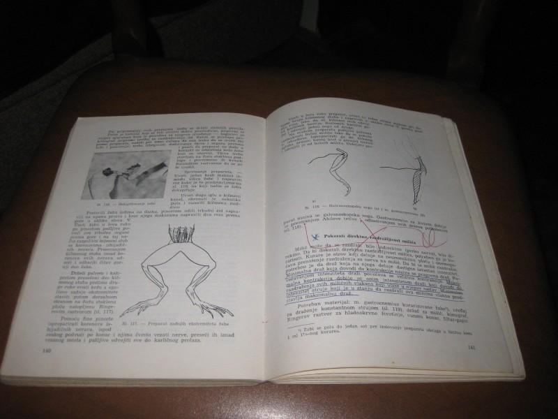 Praktikum iz fiziologije