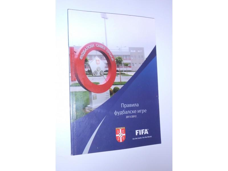 Pravila fudbalske igre 2011/2012
