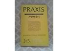 Praxis, filozofski časopis, br. 3-5, 1974 god