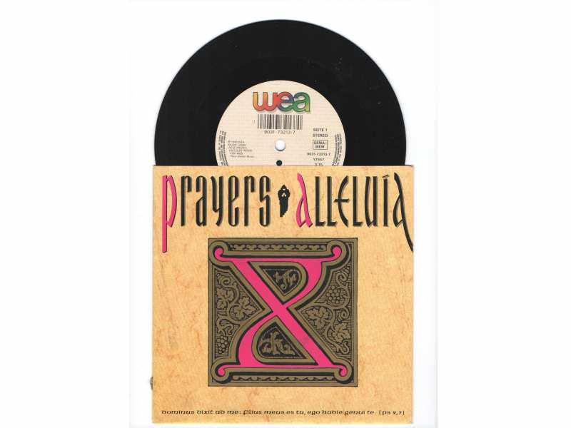 Prayers - Alleluia